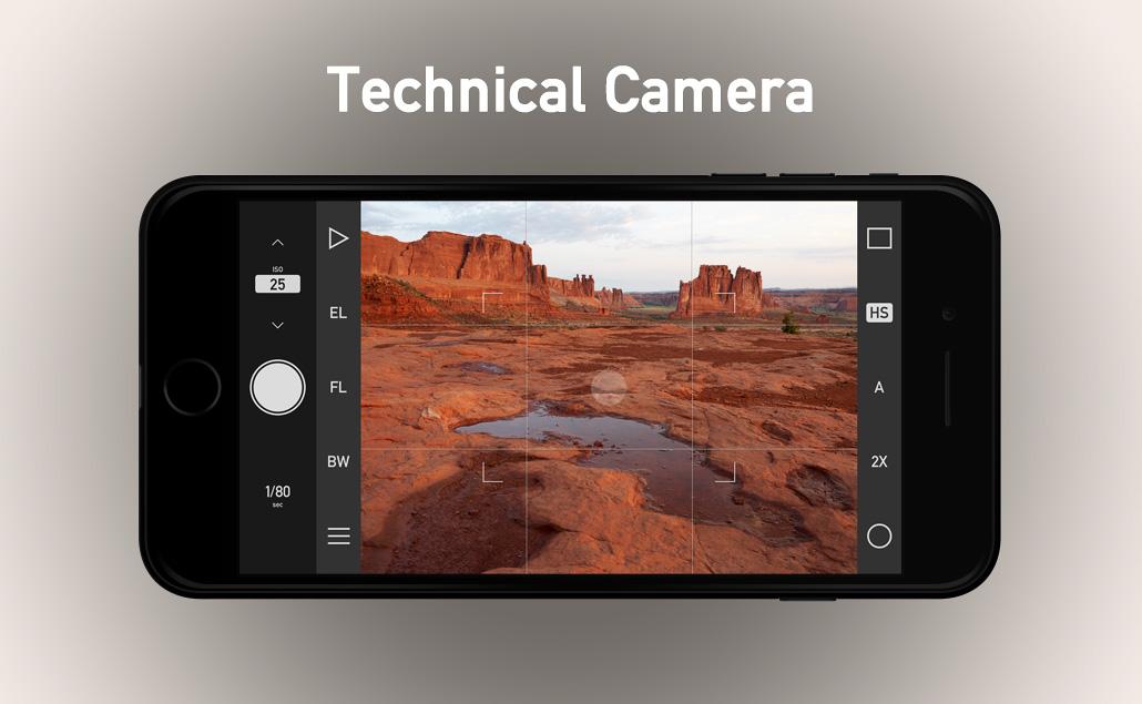 Technical Camera